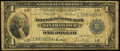 Fr. 744 $1 1918 Federal Reserve Bank Note Very Good-Fine
