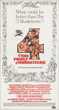 """Movie Posters:Swashbuckler, The Four Musketeers (20th Century Fox, 1975). Folded, Very Fine-. Three Sheet (41"""" X 77""""). Swashbuckler.. ..."""