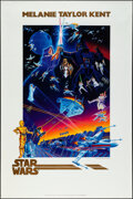 """Movie Posters:Science Fiction, Star Wars (Lucasfilm, 1992). Rolled, Very Fine. 15th Anniversary Print (24"""" X 36"""") Melanie Taylor Kent Artwork. Science Fict..."""