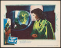 """Movie Posters:Science Fiction, The Man from Planet X (United Artists, 1951). Fine/Very Fine. Lobby Card (11"""" X 14""""). Science Fiction.. ..."""