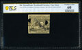 Fractional Currency:Second Issue, Milton 2E50F.2a 50¢ Second Issue PCGS Uncirculated 60, 2 POCs.. ...