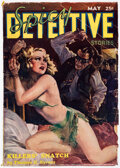 Pulps:Detective, Spicy Detective Stories - May 1935 (Culture) Condition: GD/VG....