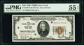 Small Size:Federal Reserve Bank Notes, Fr. 1870-B; G $20 1929 Federal Reserve Bank Notes. PMG Gra...