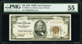 Small Size:Federal Reserve Bank Notes, Fr. 1880-L $50 1929 Federal Reserve Bank Note. PMG About U...