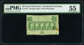 Fractional Currency:First Issue, Fr. 1312 50¢ First Issue PMG About Uncirculated 55.. ...
