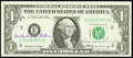 Small Size:Federal Reserve Notes, Dorothy Andrews Elston and David M. Kennedy Dual Courtesy Autographed Fr. 1903-E $1 1969 Federal Reserve Note. Choice Crisp Un...