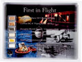 Explorers:Space Exploration, First in Flight: Flown Artifacts from Six Historical Achievements in Aviation....
