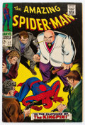 Silver Age (1956-1969):Superhero, The Amazing Spider-Man #51 (Marvel, 1967) Condition: FN-....