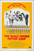 """Movie Posters:Rock and Roll, The Rocky Horror Picture Show (20th Century Fox, 1975). Folded, Very Fine. One Sheet (27"""" X 41"""") Style B. Rock and Roll.. ..."""