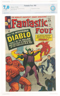 Silver Age (1956-1969):Superhero, Fantastic Four #30 (Marvel, 1964) CBCS FN/VF 7.0 White pages....