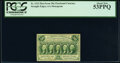 Fr. 1313 50¢ First Issue PCGS About New 53PPQ