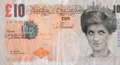 Prints & Multiples, After Banksy . Di-Faced Tenner, 10GBP Note, 2005. Offset lithograph in colors on paper. 3 x 5-5/8 inches (7.6 x 14.3 cm)...