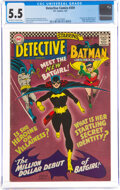 Silver Age (1956-1969):Superhero, Detective Comics #359 (DC, 1967) CGC FN- 5.5 Off-white to white pages....