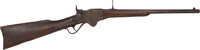 Spencer Model 1865 Saddle Ring Carbine Battle Used and Belonging to Chief Hollow-Horn-Bear with Typed Letter