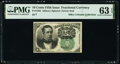 Fr. 1264 10¢ Fifth Issue PMG Choice Uncirculated 63 EPQ