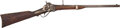 Long Guns:Lever Action, Indian Tacked Sharps New Model Carbine with Letter from a ...