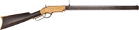 Henry Model 1860 Repeating Lever Action Rifle Issued to 3rd U.S. Veteran Volunteer Infantry
