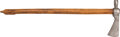 Edged Weapons:Other Edged Weapons, Eastern Plains Pipe Tomahawk, c. 1850. ...