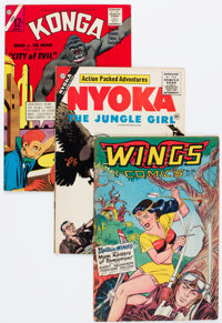 Golden Age Adventure and War Comics Group of 12 (Various Publishers, 1940s-50s) Condition: Average FN/VF.... (Total: 12...