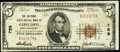 National Bank Notes:New Hampshire, Concord, NH - $5 1929 Ty. 1 The National State Capital Bank Ch. # 758 Fine.. ...