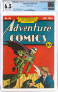 Golden Age (1938-1955):Superhero, Adventure Comics #46 (DC, 1940) CGC Conserved FN+ 6.5 Slightly brittle pages....