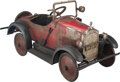 Collectible, Steelcraft Packard Eight Roadster Pedal Car, Cleveland, Ohio, circa 1924-1925. Marks: STEELCRAFT, THE MURRAY P...
