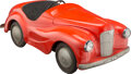 Collectible, Austin Motor Company Ltd. Junior Forty (J40) Pedal Car, Bargoed, South Wales, 1953. Marks: No. 10868. 58 x 2...