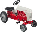 Collectible, Ford Wide Front Model 8N Pedal Tractor. Marks: Ford. 27 x 24-1/2 x 18-1/2 inches (68.6 x 62.2 x 47.0 cm). ...