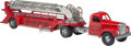 Collectible, Smith-Miller Mack S.M.F.D. No. 3 Aerial Hook and Ladder Truck, 2012. Marks: SM,...