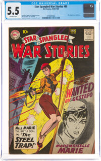 Star Spangled War Stories #88 (DC, 1959) CGC FN- 5.5 Off-white pages