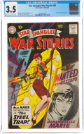 Silver Age (1956-1969):War, Star Spangled War Stories #88 (DC, 1959) CGC VG- 3.5 Cream to off-white pages....