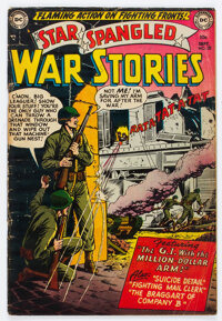 Star Spangled War Stories #132 (DC, 1967) Condition: VG-