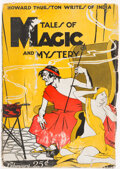 Pulps:Horror, Tales of Magic and Mystery - February 1928 (Personal Arts Company) Condition: VG....