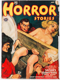 Horror Stories - May 1940 (Popular) Condition: VG+