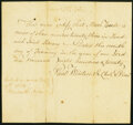 Obsoletes By State:New Hampshire, Sandwich, (NH)- Sandwich Social Library Stock Certificate Share 23 Feb. 7, 1820 Very Fine.. ...