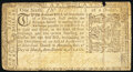 Maryland March 1, 1770 $1/6 Fine-Very Fine