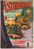 Pulps:Horror, Astounding Stories - June 1936 (Street & Smith) Condition: FN+....