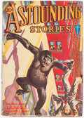 Pulps:Science Fiction, Astounding Stories - January 1932 (Street & Smith) Condition: VG/FN....