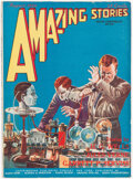 Pulps:Science Fiction, Amazing Stories - August 1926 (Ziff-Davis) Condition: VF-....