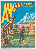 Pulps:Science Fiction, Amazing Stories - October 1926 (Ziff-Davis) Condition: FN-....