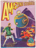 Pulps:Science Fiction, Amazing Stories - March 1929 (Ziff-Davis) Condition: FN+....