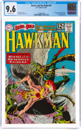 Silver Age (1956-1969):Superhero, The Brave and the Bold #42 Hawkman (DC, 1962) CGC NM+ 9.6 Off-white pages....