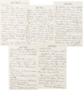 Autographs:U.S. Presidents, Harry S. Truman Autograph Letter Signed Regarding the Dishonest Media. ...