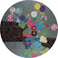 Prints & Multiples, Takashi Murakami (b. 1962). Korin: Tranquility, 2015. Offset lithograph in colors on smooth wove paper. 28 inches (71.1 ...