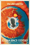 Movie Posters:Science Fiction, 2001: A Space Odyssey (MGM, 1969). Rolled, Very Fine+....