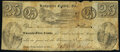 Obsoletes By State:Virginia, Bloomery Forge, VA - Bloomery Forge Store 25¢ Jan. 1, 1852 Haxby UNL Jones PB50-04 Very Good.. ...