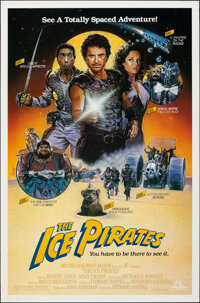"""The Ice Pirates & Other Lot (MGM/UA, 1984). Rolled, Overall: Very Fine-. One Sheets (2) (27"""" X 41"""") Steve..."""