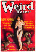 Pulps:Horror, Weird Tales - November 1935 (Popular Fiction) Condition: VG/FN....