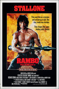 """Movie Posters:Action, Rambo: First Blood Part II (Tri-Star, 1985). Rolled, Very Fine. One Sheet (27"""" X 41"""") SS. Action.. ..."""