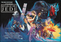 """Movie Posters:Science Fiction, Return of the Jedi (20th Century Fox, 1983). Rolled, Very Fine+. First Printing British Quad (27.25"""" X 40"""") London Undergrou..."""